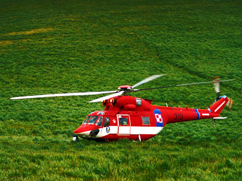 Ukończony kurs ratownictwa z powietrza – GOPR